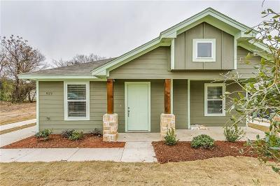 Tarrant County Single Family Home For Sale: 1116 Stella Street