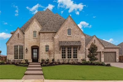 Prosper Single Family Home For Sale: 940 Cliff Creek