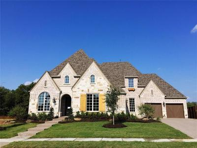 Prosper Single Family Home For Sale: 961 Cliff Creek