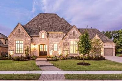 Prosper Single Family Home For Sale: 841 Cliff Creek Drive