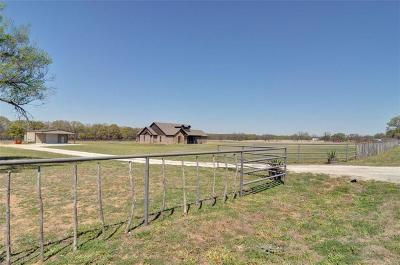 Springtown Single Family Home For Sale: 1760 Ross Lane