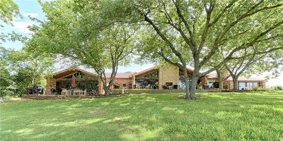 Ellis County Single Family Home For Sale: 447 Ridge Creek Road