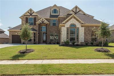 Sachse Single Family Home For Sale: 8006 Graystone Drive