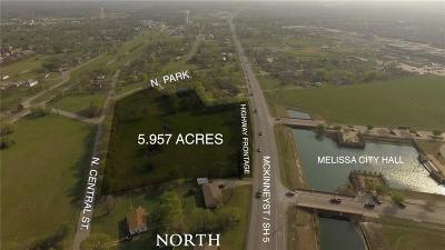 Melissa Farm & Ranch For Sale: 3306 McKinney Street