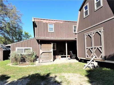 Reno Single Family Home Active Option Contract: 860 Kyle Circle