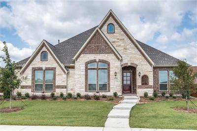 Prosper Single Family Home For Sale: 1221 Waterton Drive