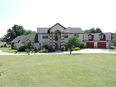 Navarro County Single Family Home For Sale: 5671 Fm 1129