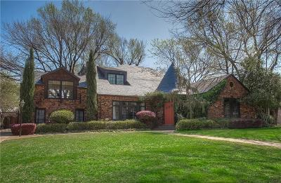 Fort Worth Single Family Home Active Option Contract: 200 Crestwood Drive