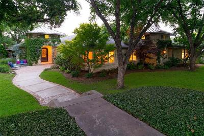 Fort Worth Single Family Home For Sale: 2427 Lofton Terrace