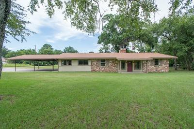 Mabank Single Family Home Active Option Contract: 114 Lindy Lee Lane
