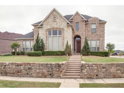Lewisville Single Family Home Active Option Contract: 1000 Lady Lore Drive