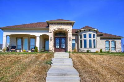 The Colony Single Family Home For Sale: 7234 Waters Edge Drive