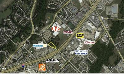 Rockwall County Commercial Lots & Land For Sale: 0000 Greencrest Boulevard