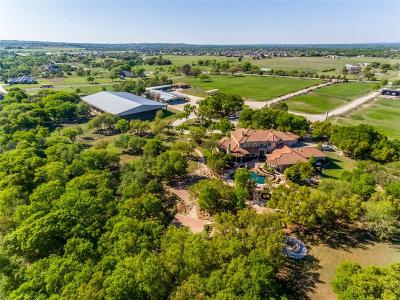 Aledo Farm & Ranch For Sale: 4007 S Fm 5