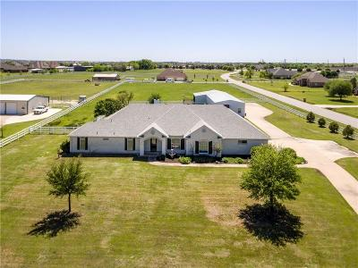 Haslet Single Family Home Active Kick Out: 2013 Fairway Bend Drive