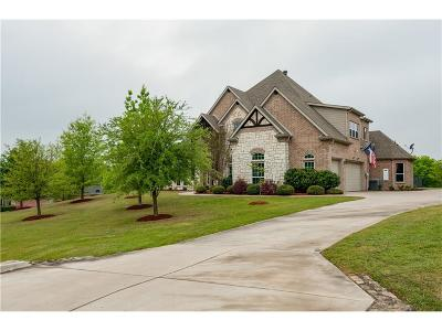 Azle Single Family Home Active Kick Out: 153 Deer Crossing Way