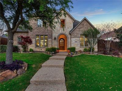 Allen Single Family Home For Sale: 1706 San Jacinto Drive