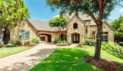 Colleyville Single Family Home For Sale: 1314 Chadwick Crossing