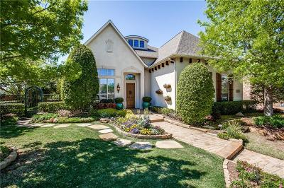 Plano Single Family Home Active Contingent: 2701 Broken Bow Circle