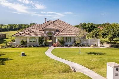 Hudson Oaks Single Family Home For Sale: 125 Kortney Drive