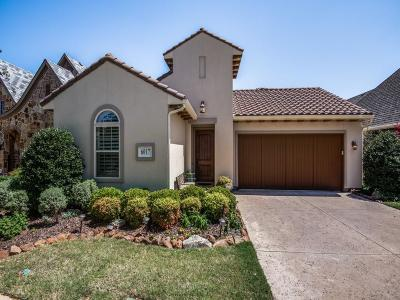 McKinney Single Family Home For Sale: 6017 River Highlands Drive