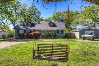 Wise County Single Family Home Active Option Contract: 263 County Road 4874 Road