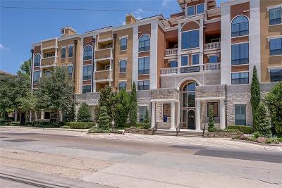 Dallas Condo For Sale: 8616 Turtle Creek Boulevard #412