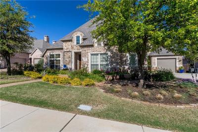 McKinney Single Family Home Active Option Contract: 1513 Winter Haven Lane