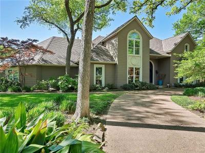 Fort Worth Single Family Home For Sale: 4851 Moss Hollow Court