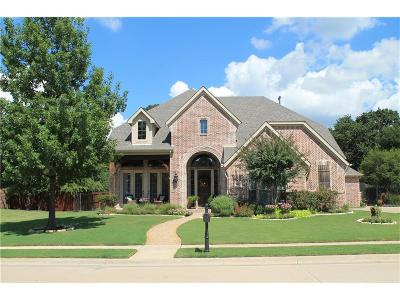 Keller Single Family Home For Sale: 917 Gentle Wind Drive