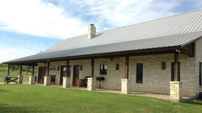 Hamilton County Farm & Ranch For Sale: 17903- N Us Highway 281