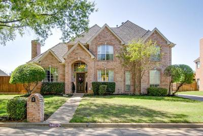 Highland Meadows Add Single Family Home For Sale: 5802 Highland Hills Lane