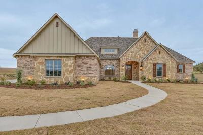 Waxahachie Single Family Home For Sale: 103 Eagle Point Drive