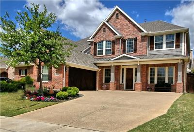 Bedford, Euless, Hurst Single Family Home For Sale: 1018 Lost Valley Drive