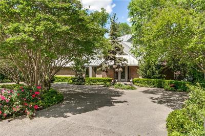 Single Family Home For Sale: 5817 Saint Marks Circle