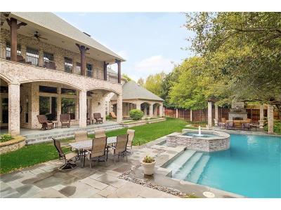 Dallas Single Family Home Active Option Contract: 5307 Tennington Park