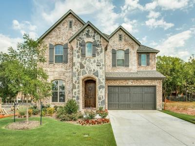Single Family Home Active Contingent: 8704 Brunswick Lane