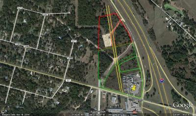 Buffalo, Fairfield, Kirvin, Oakwood, Streetman Commercial Lots & Land For Sale: Tbd I.h. 45 Road N