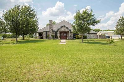 Kaufman Single Family Home For Sale: 1074 Cedar Lane