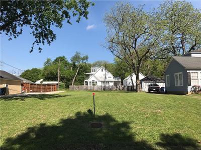Dallas Residential Lots & Land For Sale: 9415 Tarleton