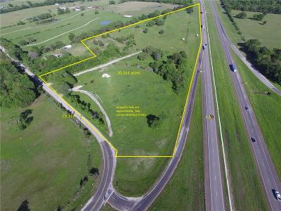 Terrell, Poetry Commercial Lots & Land For Sale: Cr 314