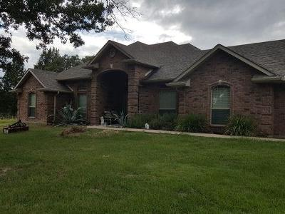 Mabank Single Family Home For Sale: 14965 Fm 90