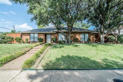 Dallas Single Family Home For Sale: 10032 Silvertree Drive