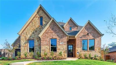 Highland Village Single Family Home For Sale: 108 Chisholm Trail