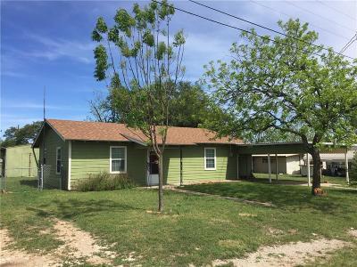 Mills County Single Family Home For Sale: 808 N Barrow