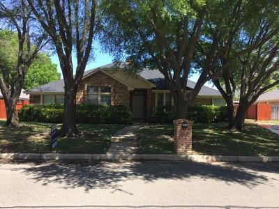 Fort Worth Single Family Home For Sale: 7005 Aspen Wood Trail