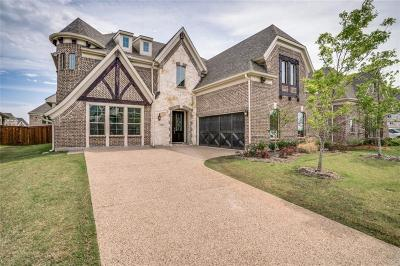 The Colony Single Family Home For Sale: 3620 Bankside