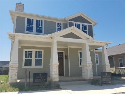 North Richland Hills Single Family Home For Sale: 6021 Kessler Drive