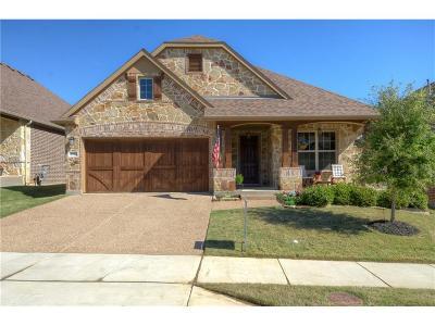 Denton Single Family Home For Sale: 2913 Bella Lago Drive