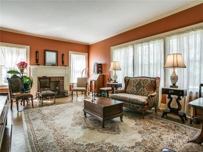 Single Family Home For Sale: 3417 Mockingbird Lane